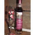 ALCOOL : CRÈME DE FRAMBOISES ALCOOLISÉE 18% format 200 ml